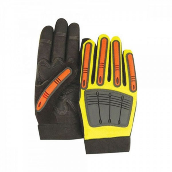 High impact gloves